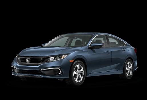 Honda Civic Sedan Homepage Hover Image