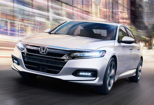 Honda Accord Homepage Model Image