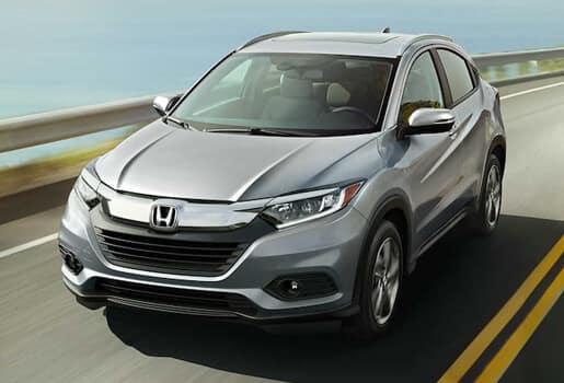 Honda HR-V Homepage Model Image