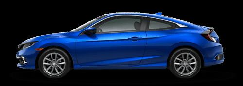 Honda Civic Coupe Button