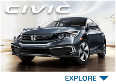 Honda Civic Sedan Button