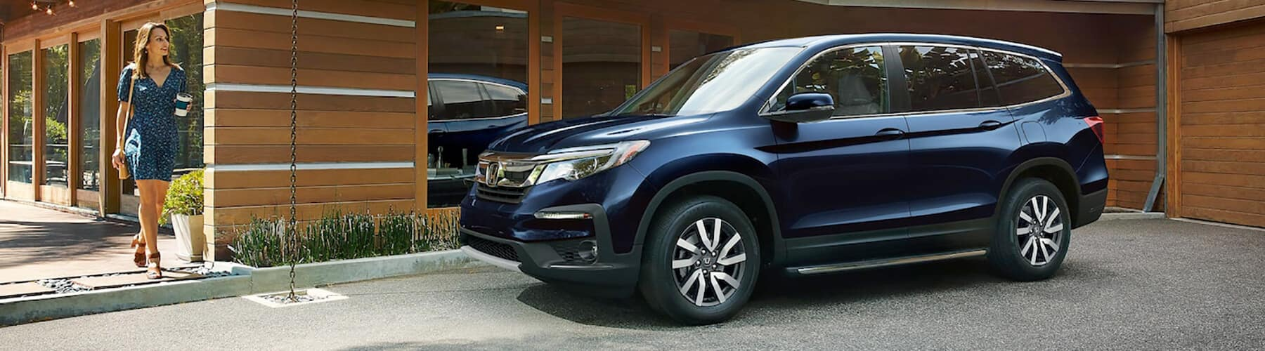 Honda Dealers Illinois >> 2020 Honda Pilot Midsize Family Suv In Illinois North