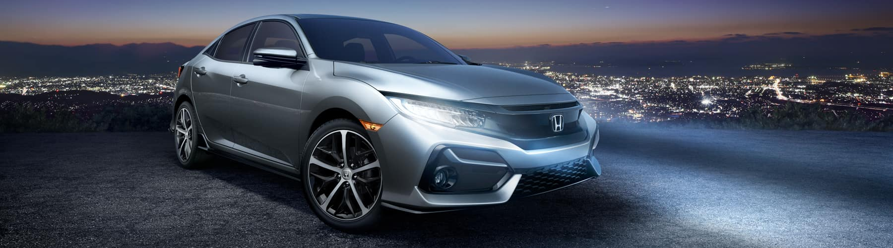 2020 Honda Civic Hatchback Slider