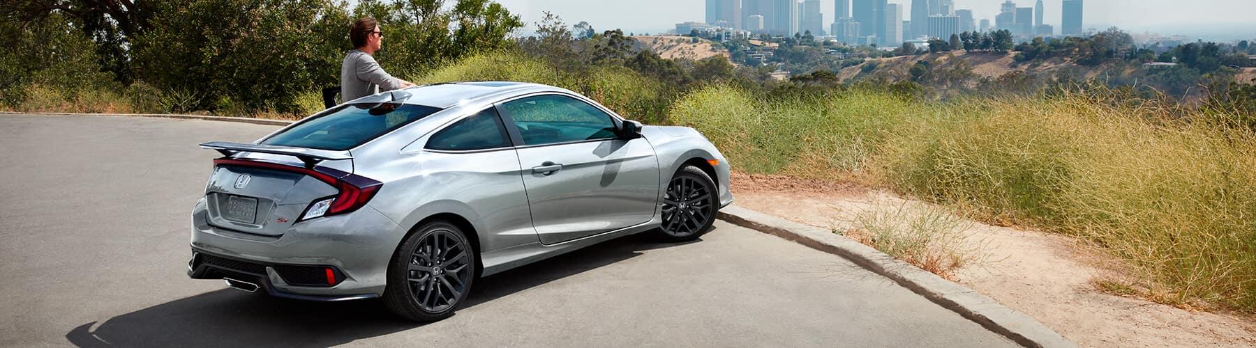 2020 Honda Civic Si Coupe Slider
