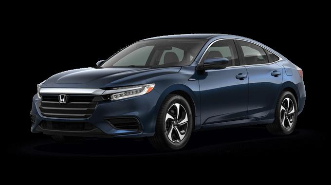 2021 Honda Insight Hybrid EX