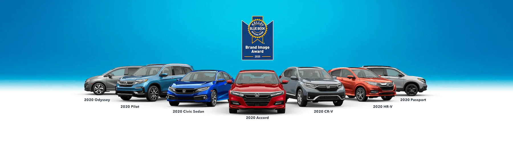 Honda Kelley Blue Book 2020 Brand Image Slider