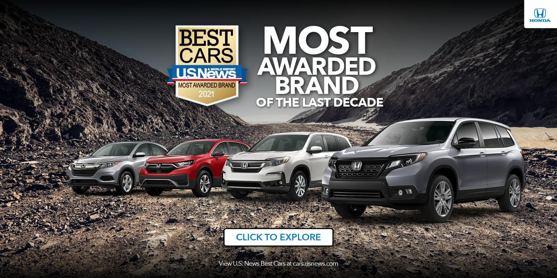 Most Awarded Brand