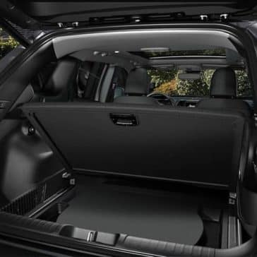 in-floor cargo storage in 2019 Jeep Cherokee