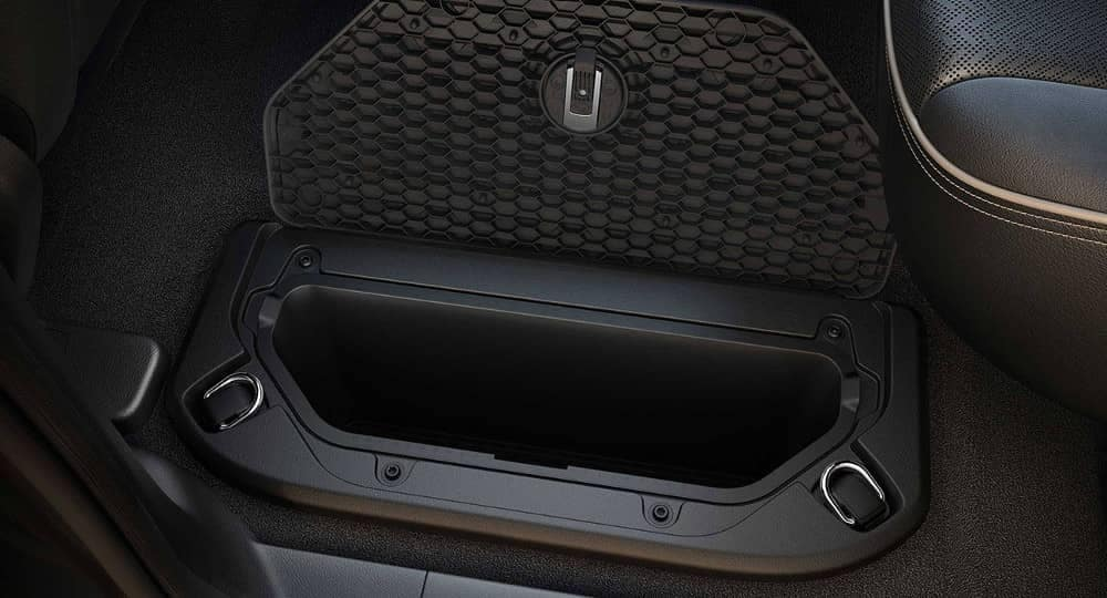 in-floor storage for 2019 Ram 1500