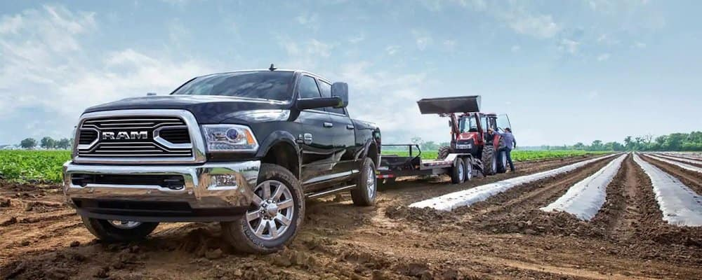 2018 Ram 2500 Farm towing