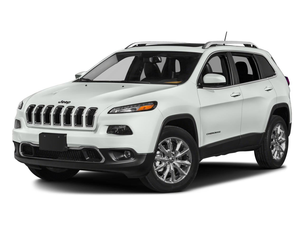 Jeep Cherokee High Altitude