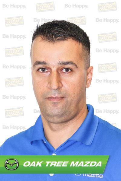 Alfred Oshaghi