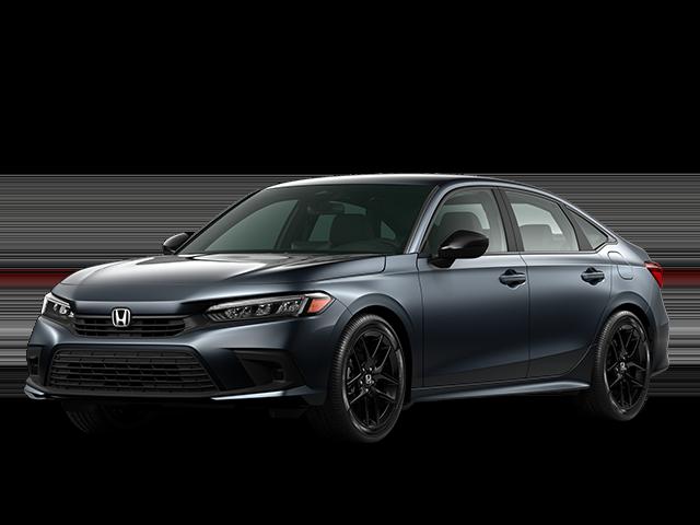2022 <b>Honda Civic</b> <small>Sedan Sport CVT</small>