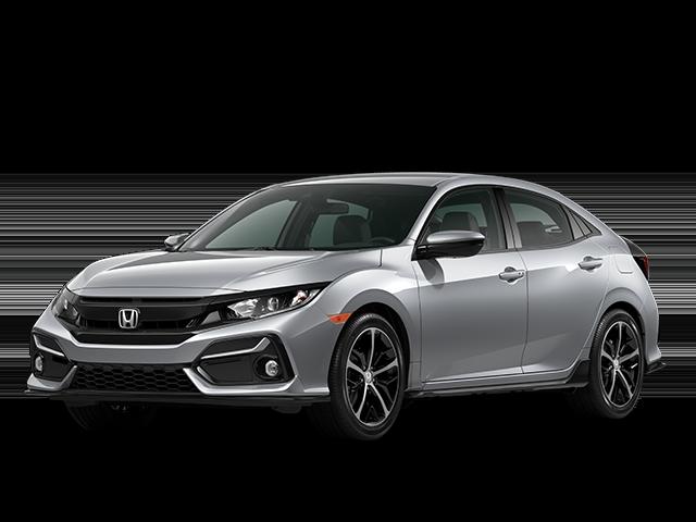 2021 Honda Civic Hatchback Sport CVT
