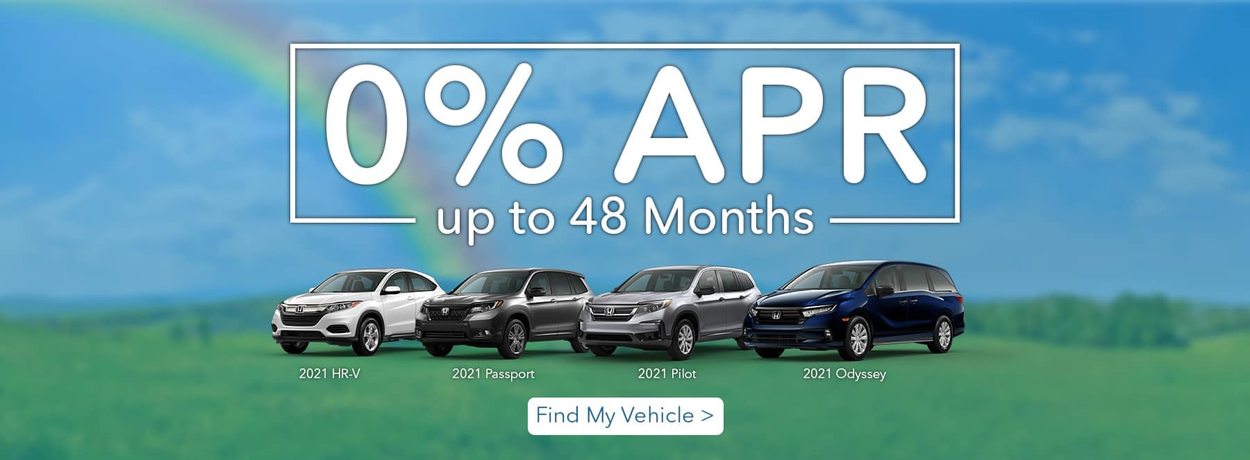 0% APR for up to 48 months