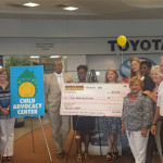 Palmer's Toyota Child Advocacy Center