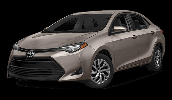 2017 Toyota Corolla LE CVT Automatic Natl