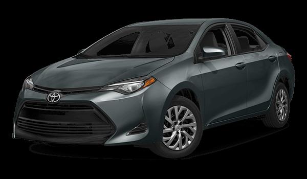2017 Toyota Corolla LE Eco CVT Automatic Natl