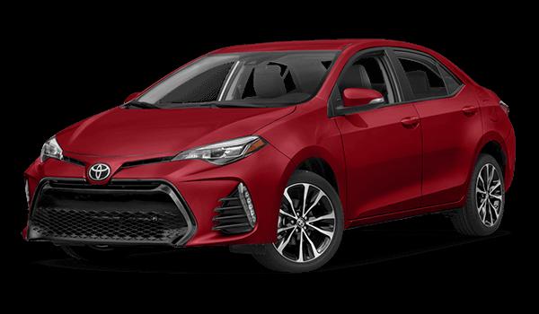 2017 Toyota Corolla SE CVT Automatic Natl