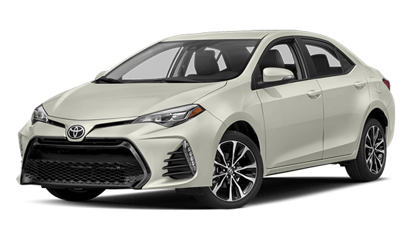 2017 Toyota Corolla SE Special Edition CVT Automatic Natl