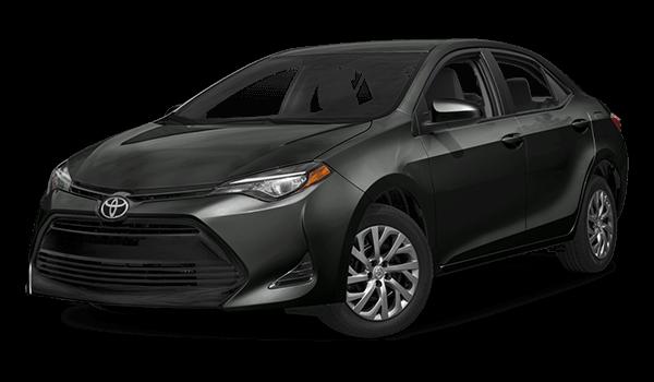 2017 Toyota Corolla XLE CVT Automatic Natl