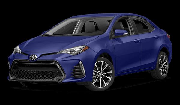 2017 Toyota Corolla XSE CVT Automatic Natl