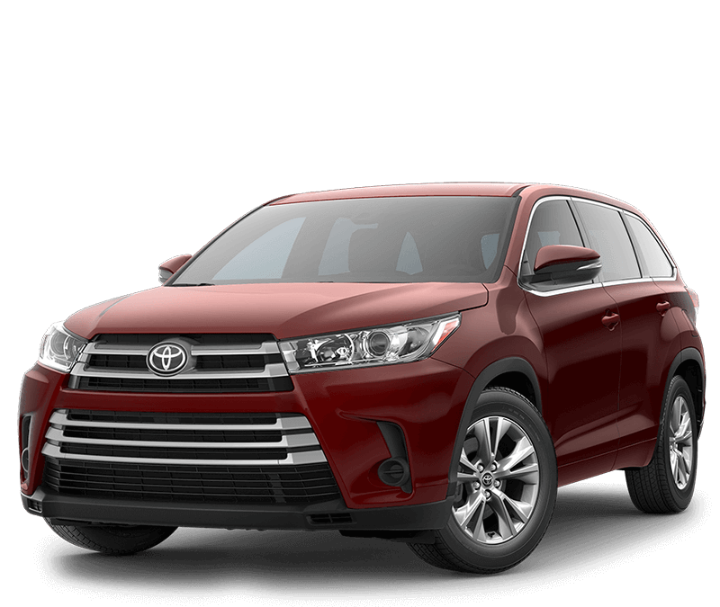 2017 Toyota Highlander Trims Specifications Palmer S Toyota Superstore