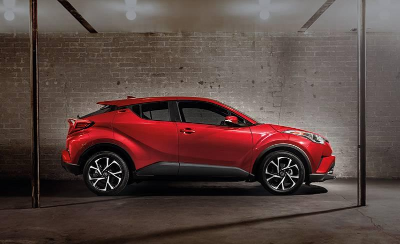 2018-Toyota-C-HR-Ruby-Flare-Metallic-Side
