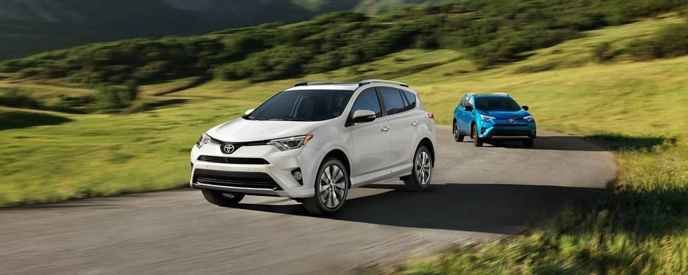2017 Toyota Rav4 Performance