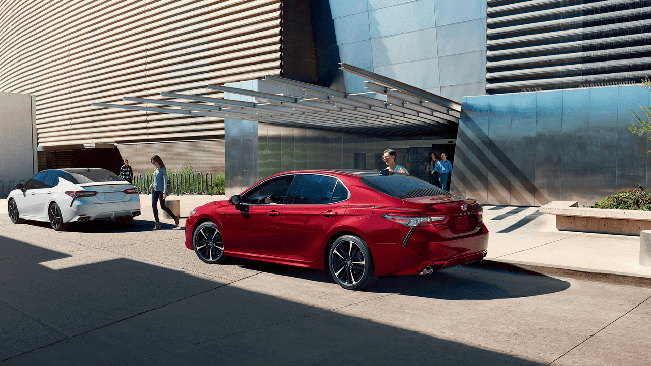 2018 Toyota Camry Camry Specs Engine Trims Mobile Al