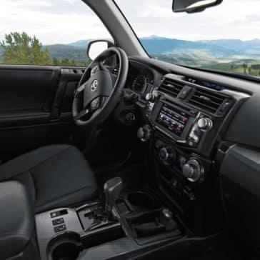 2018 Toyota 4Runner inside_
