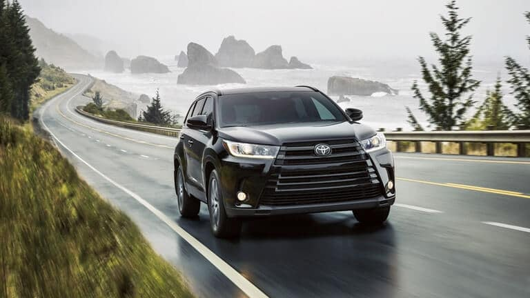 2018 Toyota Highlander 7