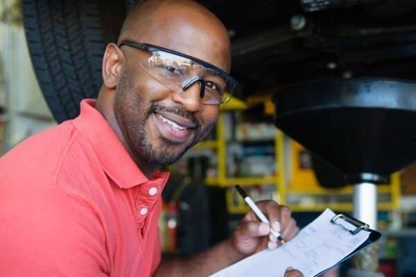 Auto Mechanic Inspection