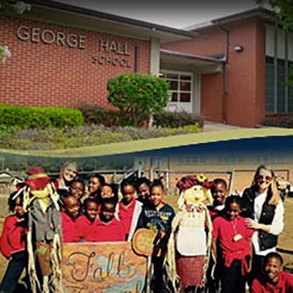 George Hall Elementary School