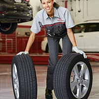 Service Special Tires