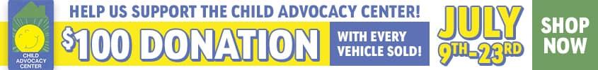 Child Advocacy Center Partnership