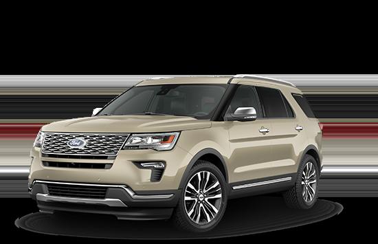 2018 Ford Explorer Mobile