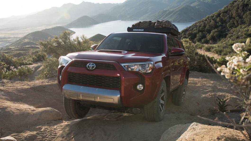 Toyota Dealership Mobile Al >> New 2019 Toyota 4runner In Mobile Al Palmer S Toyota