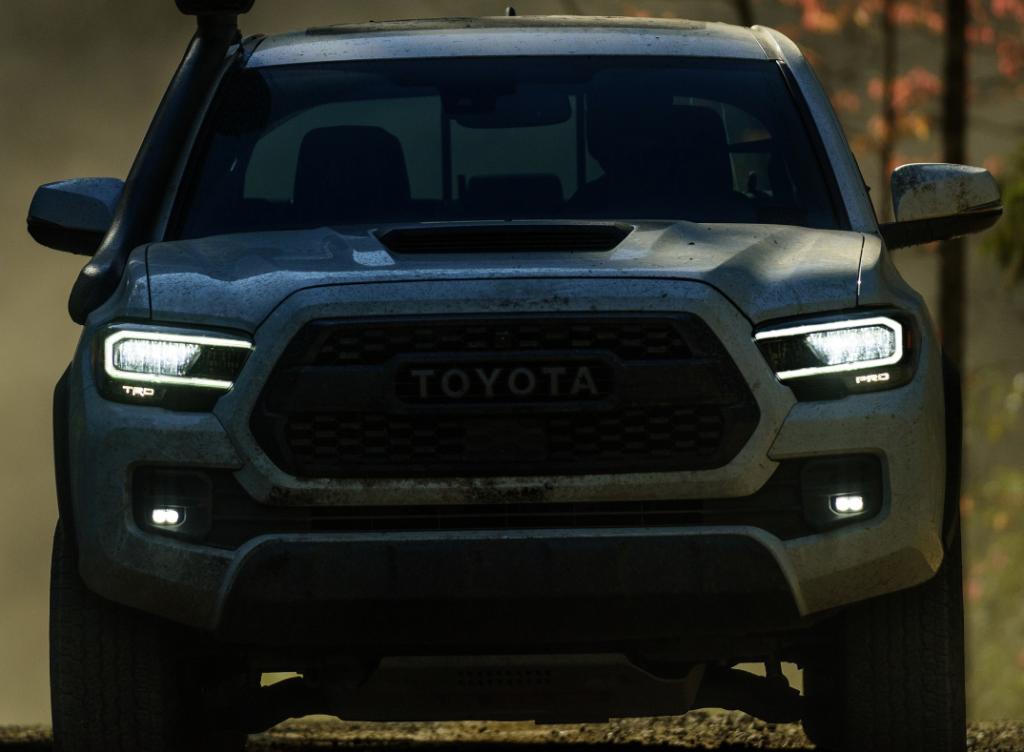 New 2019 Toyota Tacoma!