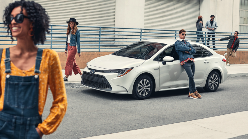 New 2021 Toyota Corolla in Mobile, AL