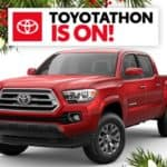 Lease the New 2021 Tacoma Double Cab SR5 for $201/month for 36 months