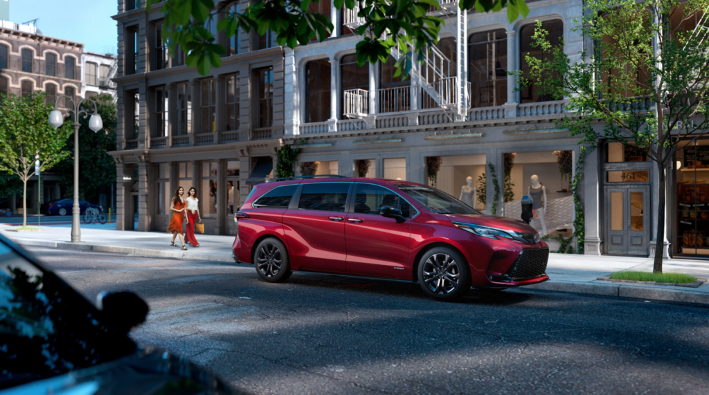 2021 Toyota Sienna - Mobile, AL