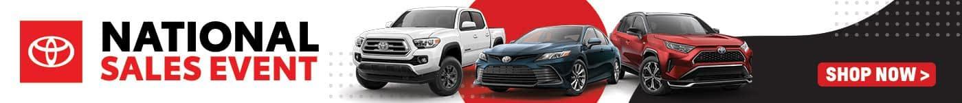 Toyota National Sales Event - Mobile, AL