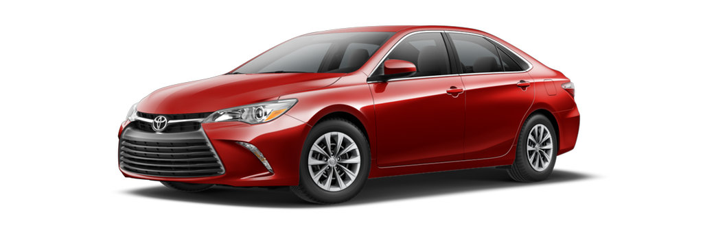2017 Toyota Camry Model