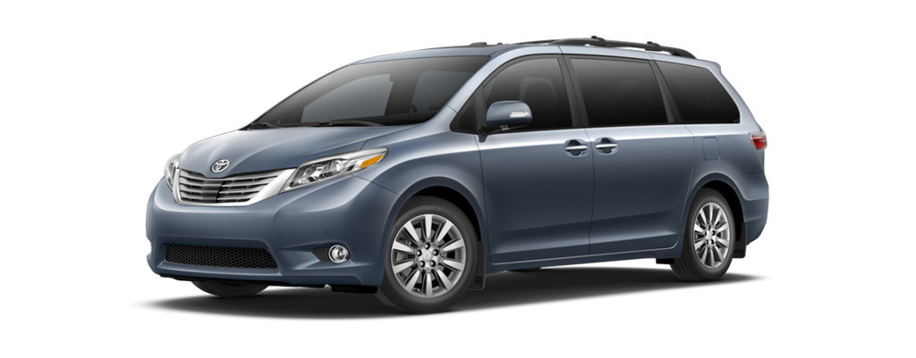 2017 Toyota Sienna Model