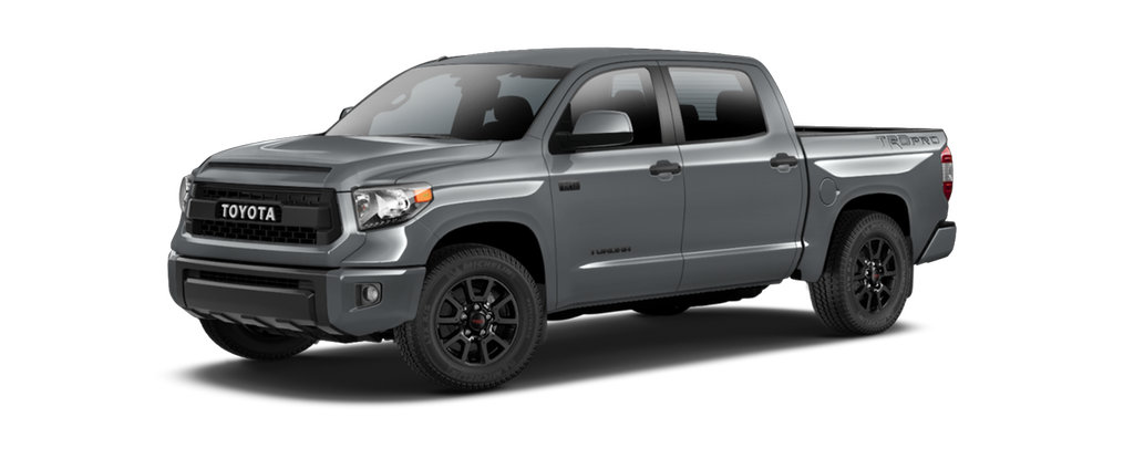 2017 Toyota Tundra Model