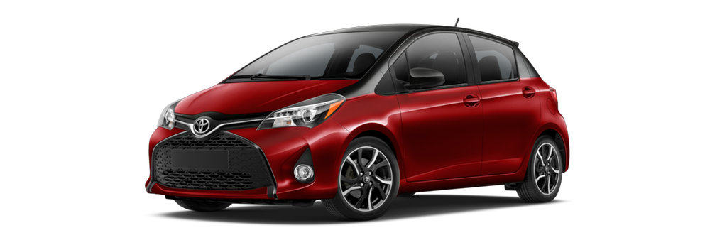 2017 Toyota Yaris Model