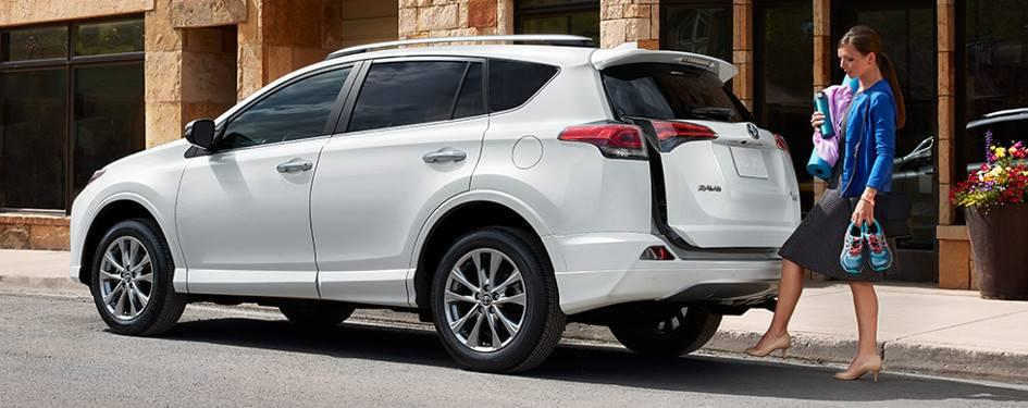 2017 Toyota RAV4 Liftgate
