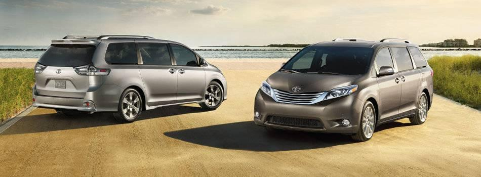 Honda Odyssey Vs Toyota Sienna >> 2017 Toyota Sienna Xle Vs 2016 Honda Odyssey Ex L Crystal