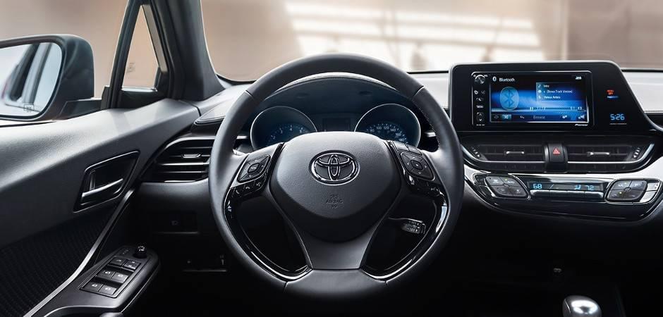 2018 Toyota CH-R Interior